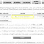 Comunicaciones por SMS de MÁSmovil