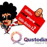 Acuerdo entre Pepephone y Qustodian