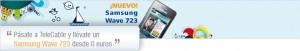 Samsung Wave 723 con TeleCable