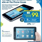 Table ZTE v9 por 99 euros con Yoigo