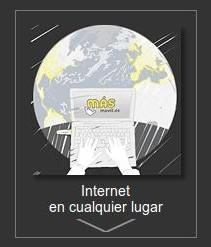 Elegir tarifa en el portátil de internet móvil