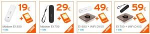 Módems USB libres de Simyo en promoción