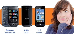 Móviles de TeleCable para prepago