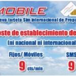 GT Mobile, llamadas nacionales e internacionales sin establecimiento de llamada