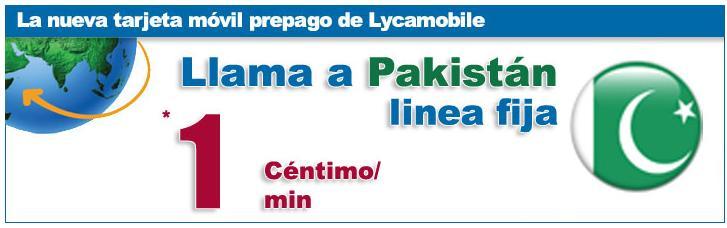 Promociones de Lycamobile para marzo