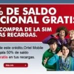 Promociones de abril de Ortel Mobile