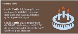 Internet móvil gratis con Bankinter Móvil