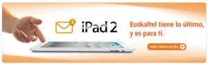 iPad2 sorteo Euskaltel