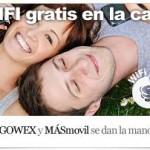 Wifi gratis con MÁSmovil