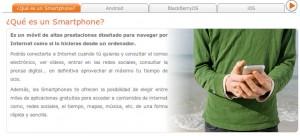 Qué es un smartphone según Euskaltel