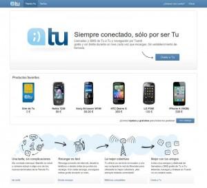 Tienda de móviles de Tu Tuenti Móvil
