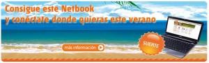 Sorteo Netbook Acer Aspire One 753 de Euskaltel