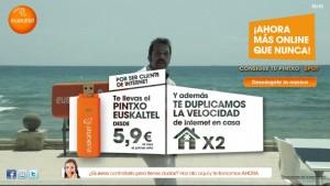 Pincho desde 5.9 euros al mes, y duplicamos internet en casa
