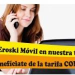 Eroski móvil ya online