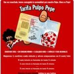 Pepephone rebaja la Tarifa Pulpo Pepe
