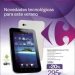 Samsung Galaxy Tab por menos de 300 euros