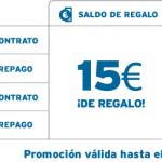 15 euros de saldo gratis con portabilidad a Simyo