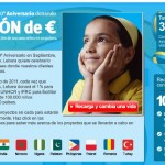 Lebara Móvil donará 1 millón de euros para la escolarización de niños y niñas