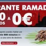 Ortel Mobile, 500 minutos gratis por el Ramadán