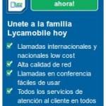 Tarjetas SIM de Lycamobile gratis