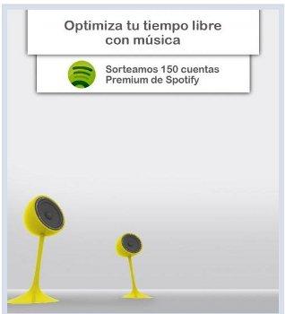 Cuentas premium gratis con MÁSmovil