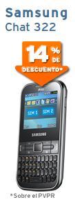 Teléfonos Dual Sim con Simyo