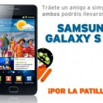Samsung Galaxy SII gratis con Simyo