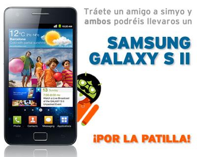 Sorteo Samsung Galaxy SII