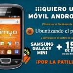Gana un Samsung Galaxy Mini libre con Simyo