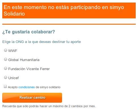 Colaborar ahora también con Unicef