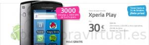 Gratis Tu Sony Ericsson Xperia Play