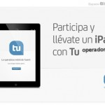 Gana un iPad gratis con Tu (Tuenti móvil)
