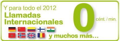 Llamadas internacionales gratis con HitsMobile