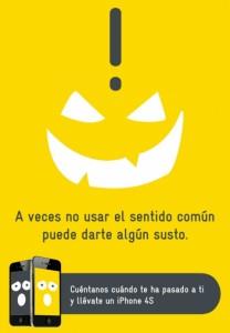 Consigue el el sorteo un Apple iPhone 4S gratis de MÁSmovil