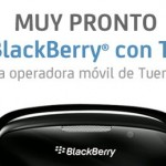 Tu tendrá pronto servicio de BlackBerry