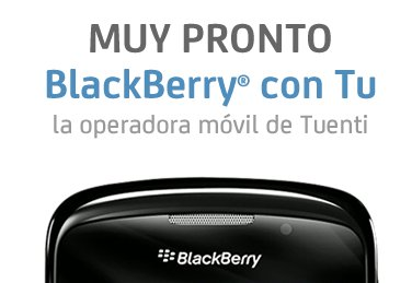 Tu BlackBerry