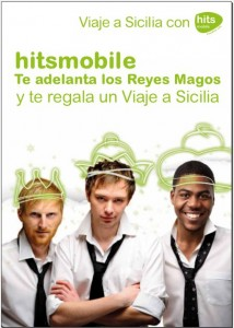 Viaje a Sicilia gratis con Hits Mobile