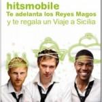 Viaje gratis a Sicilia con Hits Mobile