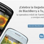 Celebra la llegada de BlackBerry a Tu consiguiento una BlackBerry gratis