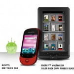 eBooks gratis con Yoigo y Alcatel
