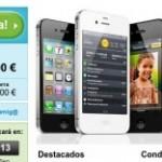 iPhone 4S libre desde 479 euros para usar con tu OMV o Yoigo