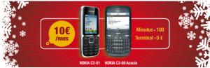 Eroski Móvil regala móviles