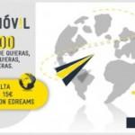 Contrata la tarifa plana 200 de MÁSmovil y gana 15 euros para un viaje en eDreams