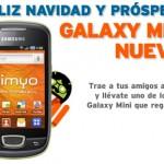 Simyo regala 200 Samsung Galaxy Mini entre quienes hagan nuevos clientes