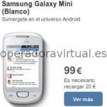 Samsung Galaxy Mini con Tu en prepago