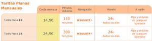 Nuevas tarifas planas de Euskaltel 2011