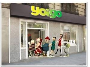 Imagen tienda de Yoigo