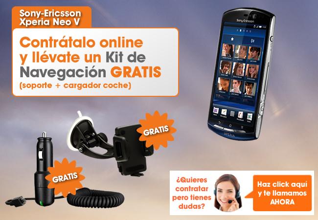 Kit de navegación gratis de Euskaltel