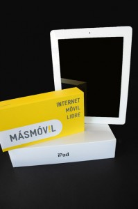 MÁSmovil iPad2 gratis con Telva