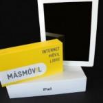 Consigue un iPad2 y un bono de 5GB con MÁSmovil y la revista Telva